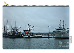 Newport Fishing Boats Carry-all Pouch