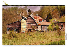 Newton Township Barn Carry-all Pouch