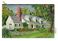 Next To The Wooden Duck Inn Carry-all Pouch