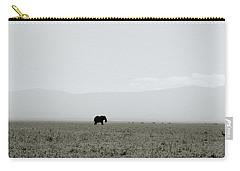 Ngorongoro Crater Carry-all Pouch by Shaun Higson