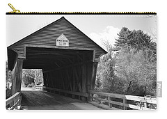 Nh Covered Bridge Carry-all Pouch