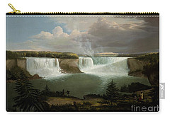 Niagra Falls By Alvan Fisher Carry-all Pouch