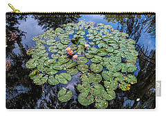 Carry-all Pouch featuring the photograph Nice Pad by Glenn DiPaola