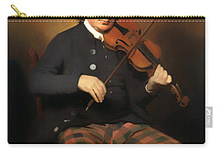 Niel Gow - Violinist And Composer Carry-all Pouch