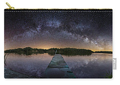 Night At The Lake  Carry-all Pouch