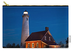 Night At The Lighthouse Carry-all Pouch