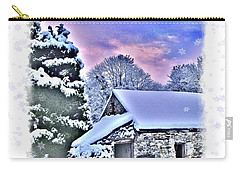 Christmas Card 27 Carry-all Pouch