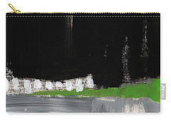 Night Horizon- Abstract Landscapeart Carry-all Pouch