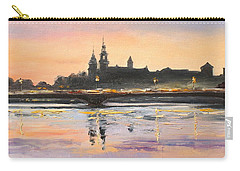 Night In Krakow Carry-all Pouch