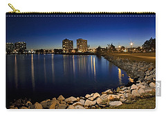 Night Light In Barrie Carry-all Pouch