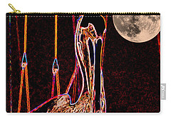 Carry-all Pouch featuring the photograph Night Light by Robert McCubbin