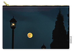 Night Lights Carry-all Pouch by Lydia Holly