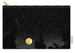 Night Moves Carry-all Pouch by Steve Harrington