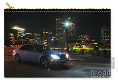 Night Out In Boston Carry-all Pouch