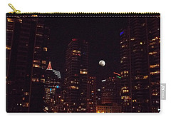 Night Passage - San Diego Carry-all Pouch by Glenn McCarthy