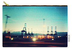 Seattle Night Sky Carry-all Pouch