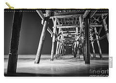 Night View Under San Clemente Pier Carry-all Pouch