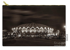 night WVU Coliseum basketball arena Carry-all Pouch