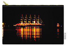 Nightlife On The Water Carry-all Pouch