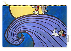 Nightmare Before Christmas Hill Cute Carry-all Pouch