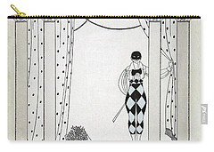Nijinsky Title Page Carry-all Pouch