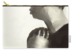 Nina And Lisa Simone Carry-all Pouch