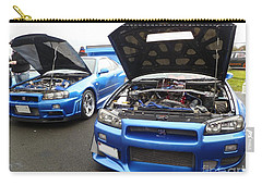 Nissan Skylines Carry-all Pouch