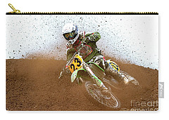 Carry-all Pouch featuring the photograph No. 23 by Jerry Fornarotto