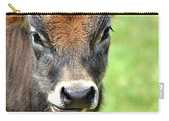 No Bull Carry-all Pouch by Deena Stoddard
