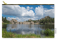 Sylvan Lake South Dakota Carry-all Pouch