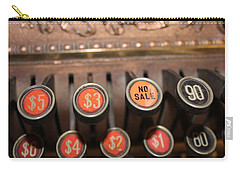 No Sale Carry-all Pouch by Lynn Sprowl