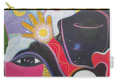 No Small Dream Carry-all Pouch by Helena Tiainen