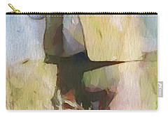 No Useless Cares - Panoramic Carry-all Pouch by Greg Collins