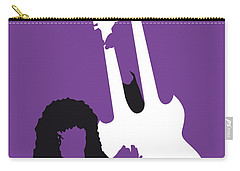 No011 My Led Zeppelin Minimal Music Poster Carry-all Pouch