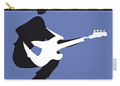 No058 My The Police Minimal Music Poster Carry-all Pouch by Chungkong Art