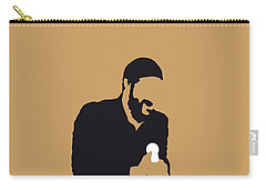 No060 My Marvin Gaye Minimal Music Poster Carry-all Pouch