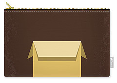 No233 My Seven Minimal Movie Poster Carry-all Pouch