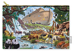 Noahs Ark - The Homecoming Carry-all Pouch by Steve Crisp