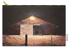 Nocturnal Barn Carry-all Pouch
