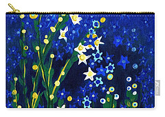 Nocturne Carry-all Pouch by Holly Carmichael