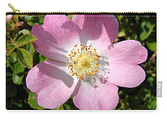 Nootka Rose Carry-all Pouch
