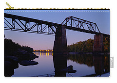 Norfolk-southern Crossing-1 Carry-all Pouch