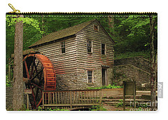 Rice Grist Mill Carry-all Pouch