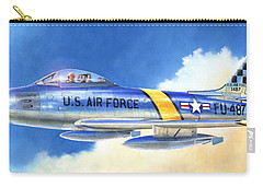 North American F-86f Sabre Carry-all Pouch