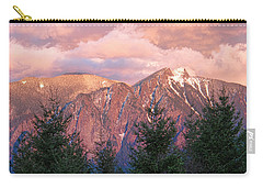 North Bend Washington Sunset 2 Carry-all Pouch