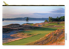 North By Northwest - Chambers Bay Golf Course Carry-all Pouch