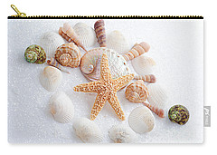 North Carolina Sea Shells Carry-all Pouch