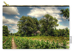 North Carolina Tobacco Farm Carry-all Pouch