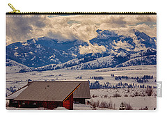 North Cascades Mountain View Carry-all Pouch