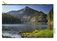 North Face Of Jughandle Mountain Carry-all Pouch